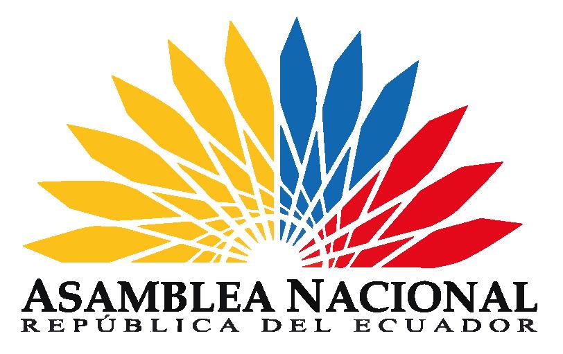 Logo de Asamblea Nacional del Ecuador. Lo dirigirá al sitio web de Asamblea Nacional del Ecuador.