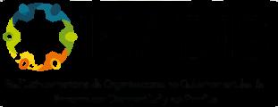 Logotipo de Riadis, Red latinoamericana de Organizaciones no Gubernamentales de personas con discapacidad y sus familias. Lo dirigirá al sitio web de Riadis