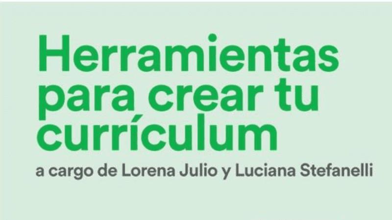 Imagen fondo verde Herramientas CV