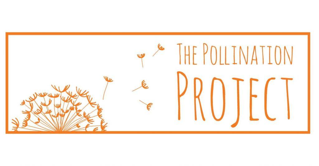 Logotipo de pollination project.