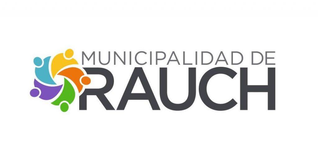Logotipo de la Municipalidad de Rauch.
