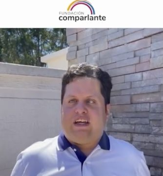 Image of Sebastian Invites you toJoin Fundación Comparlante team for a conversation on Thursday 20 at 8:00 p.m. Argentina about the principles that guide accessible design, construction and the importance of generating accessible content