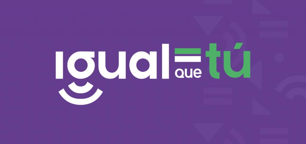 Imagen del Logotipo Igual que tu: Igual que tu.